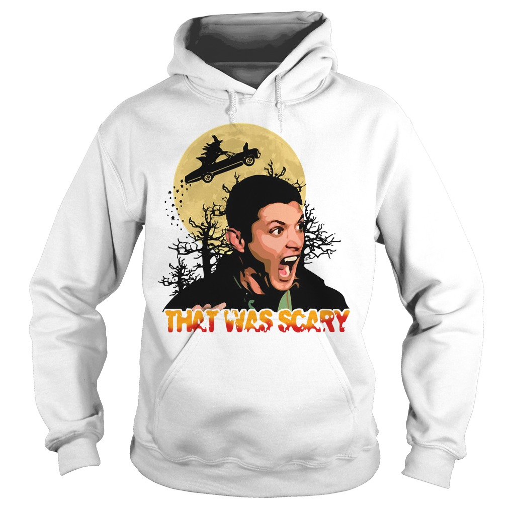 Halloween Dean Winchester that was scary Hoodie