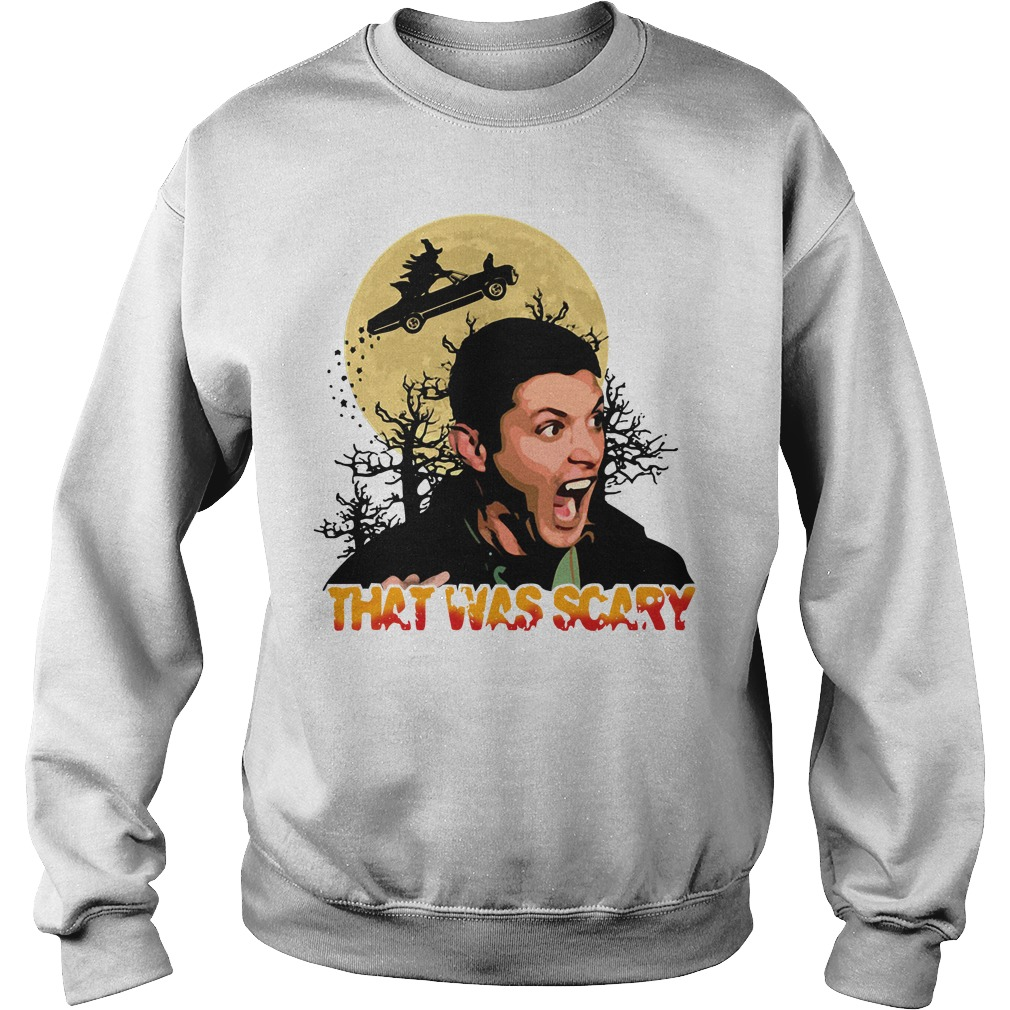 Halloween Dean Winchester that was scary Sweater