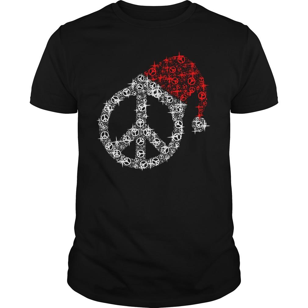 Hippie Satan merry Christmas Guys shirt