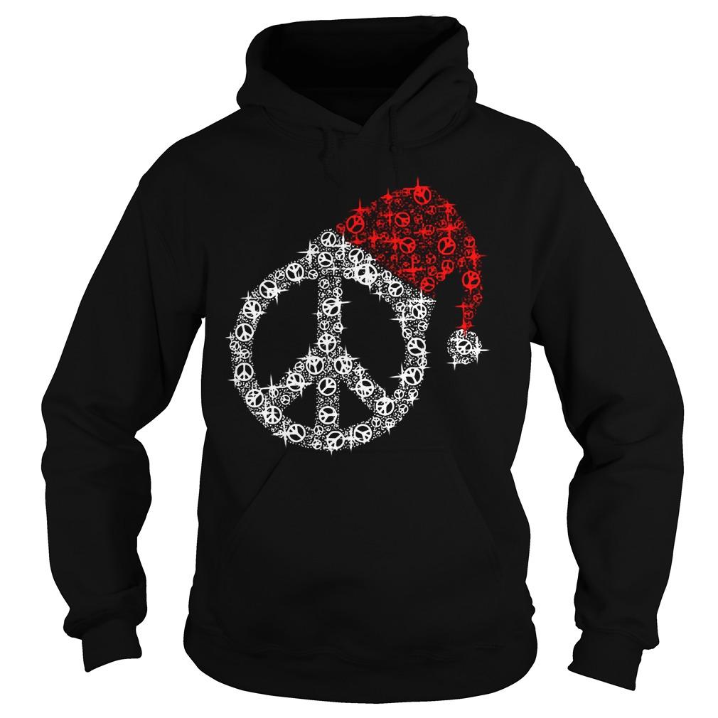 Hippie Satan merry Christmas Hoodie