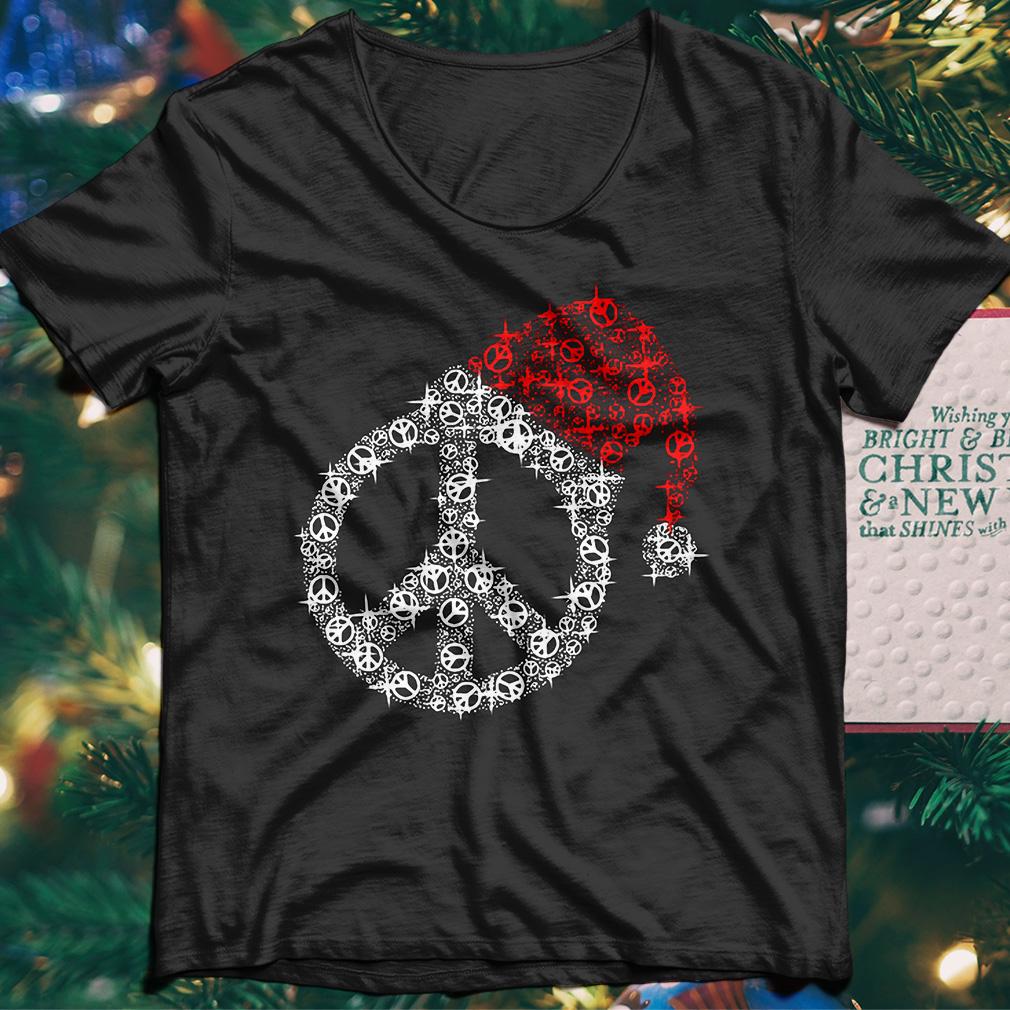 Hippie Satan merry Christmas shirt
