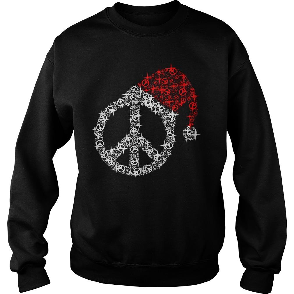 Hippie Satan merry Christmas Sweater