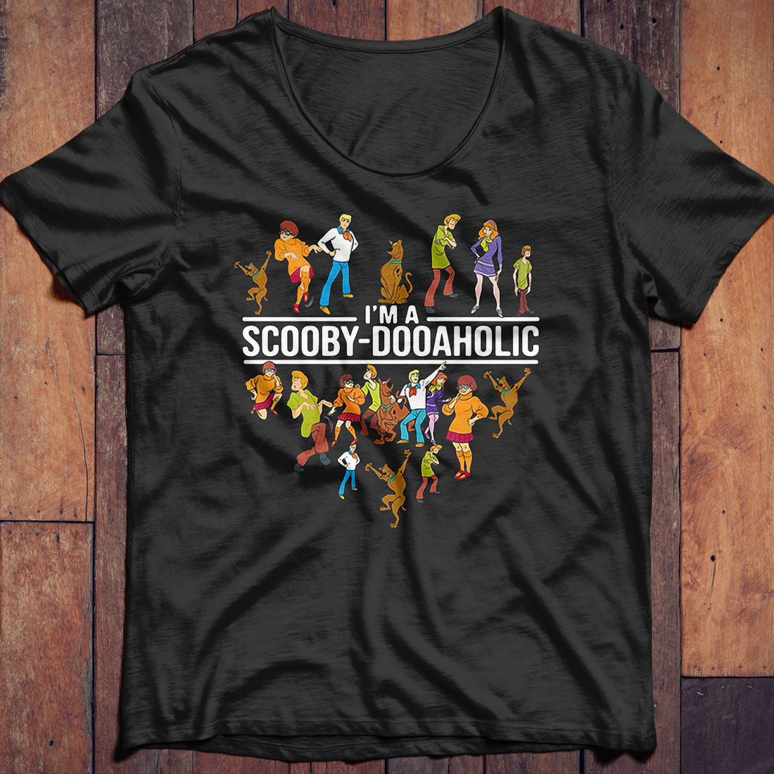 I'm a Scooby Doo Aholic shirt