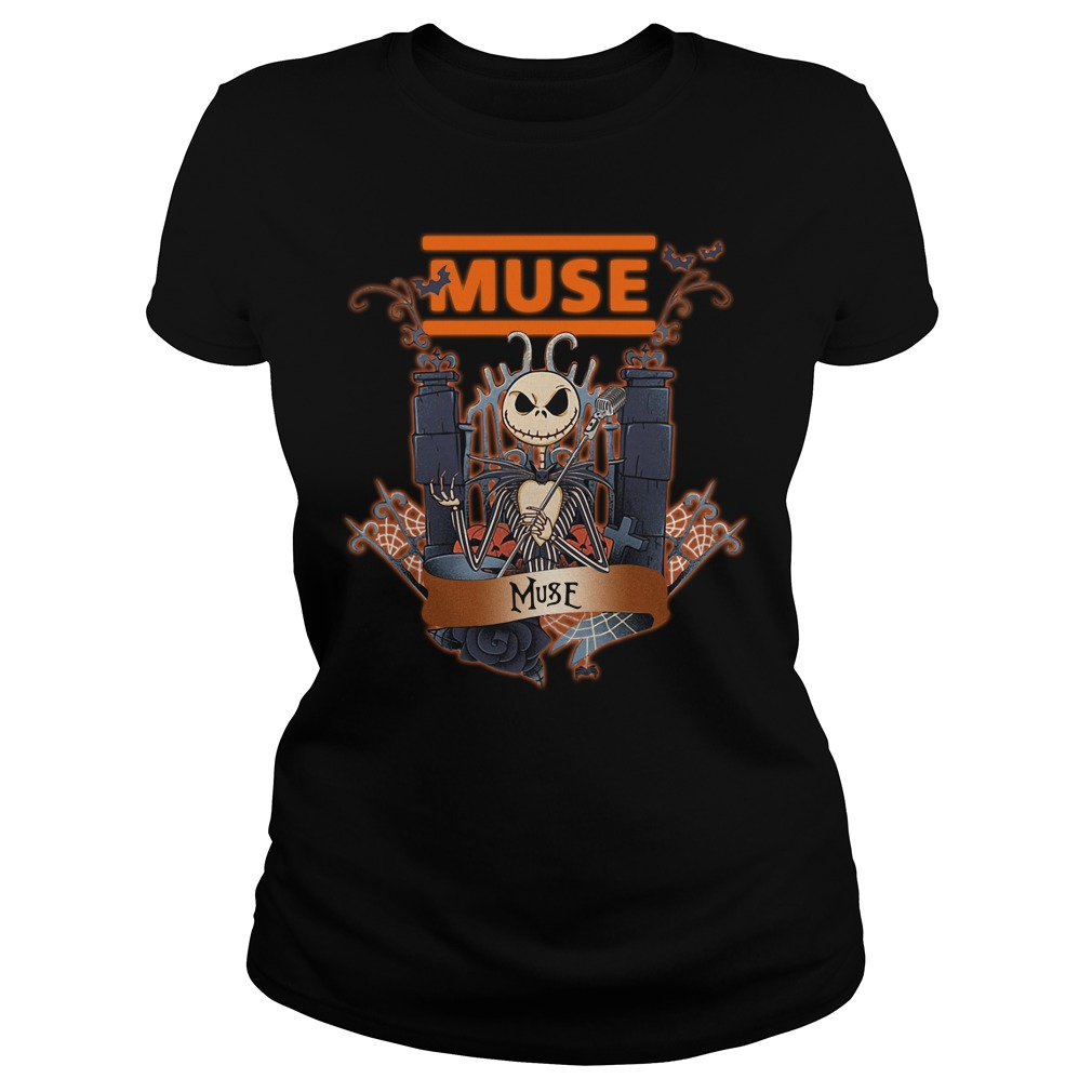 Jack Skellington muse Ladies tee