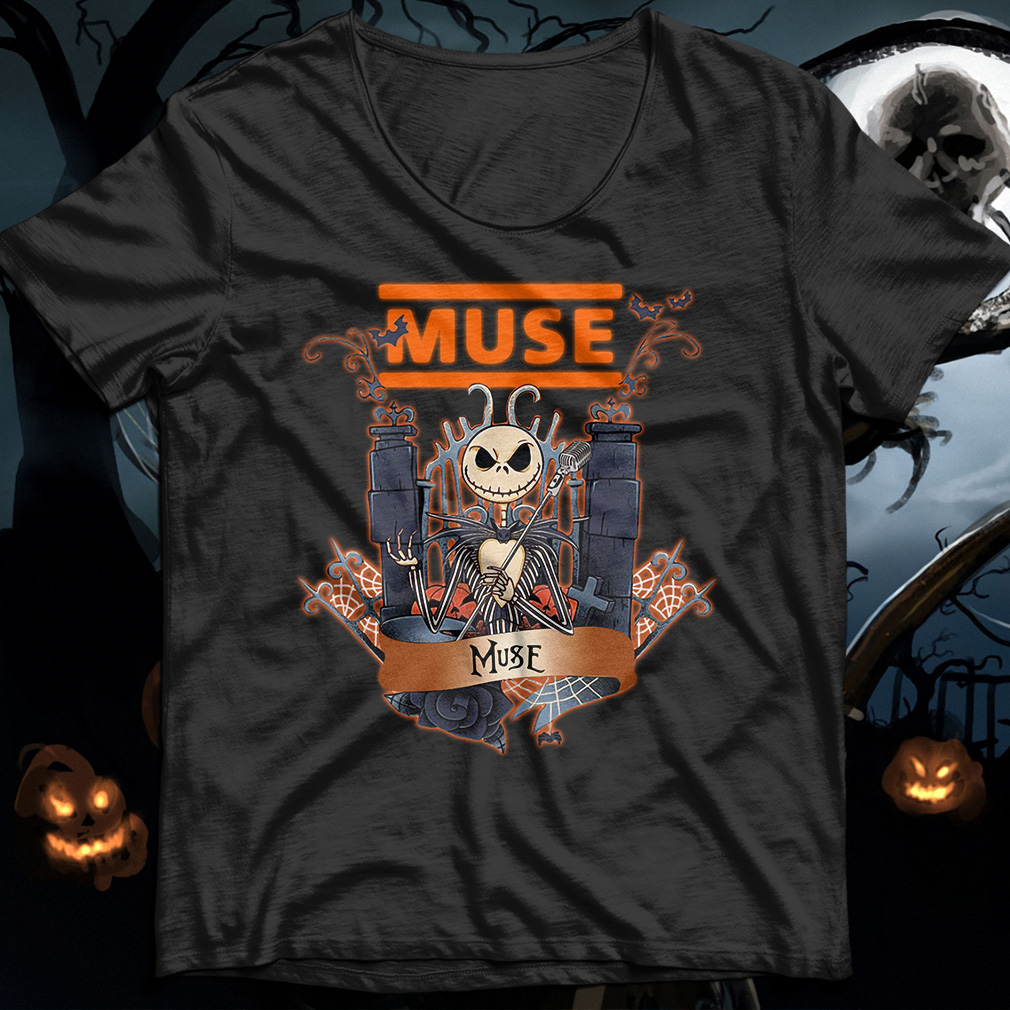 Jack Skellington muse shirt