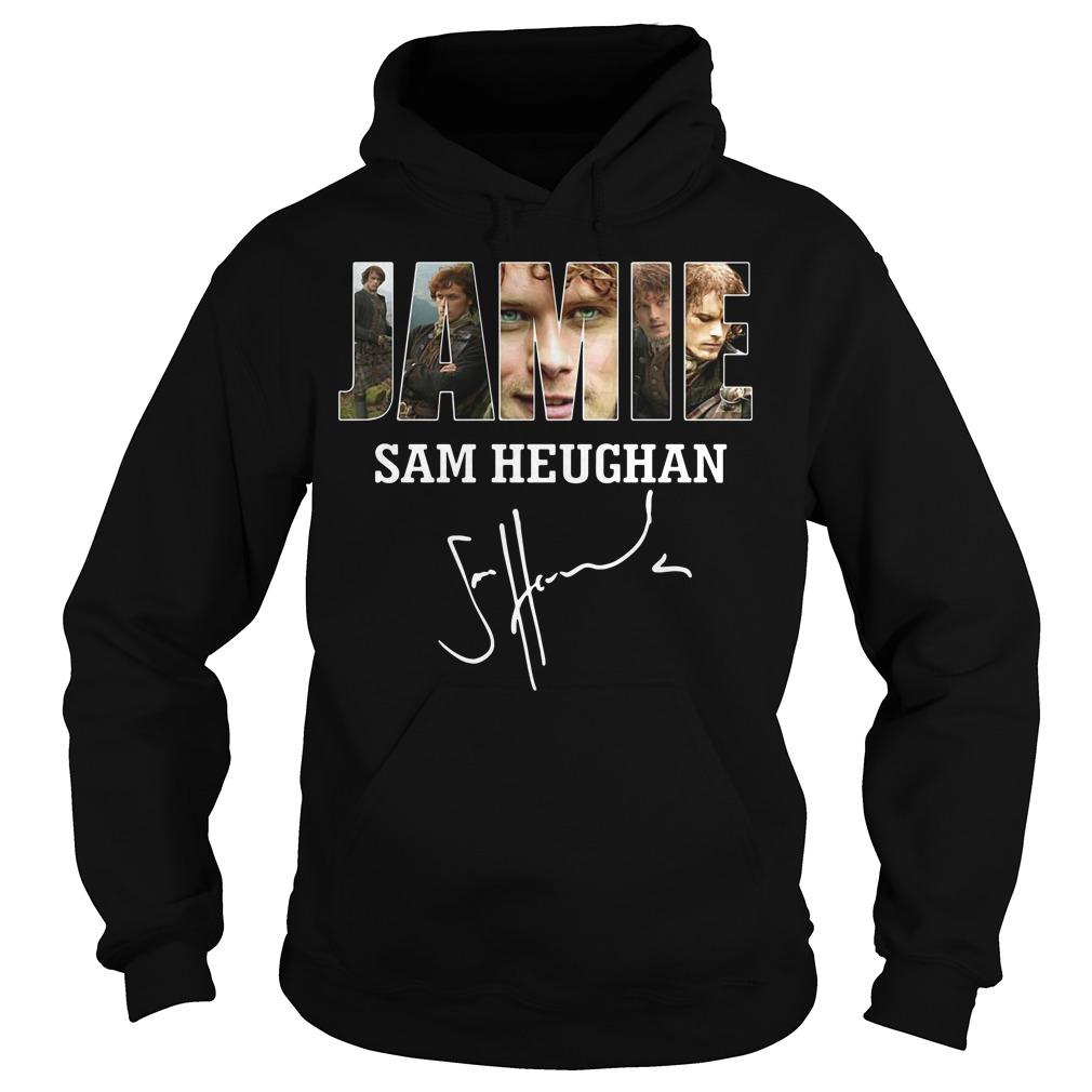 Jamie Sam Heughan Sam Heughan Hoodie