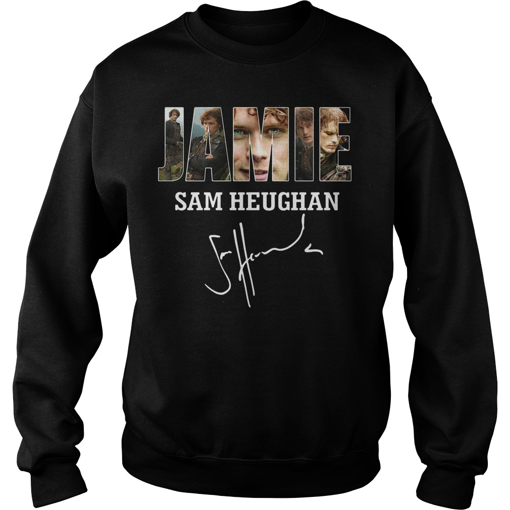 Jamie Sam Heughan Sam Heughan Sweater