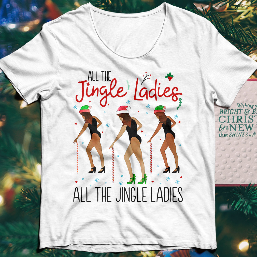 All the Jingle Ladies All the Jingle Ladies sweater
