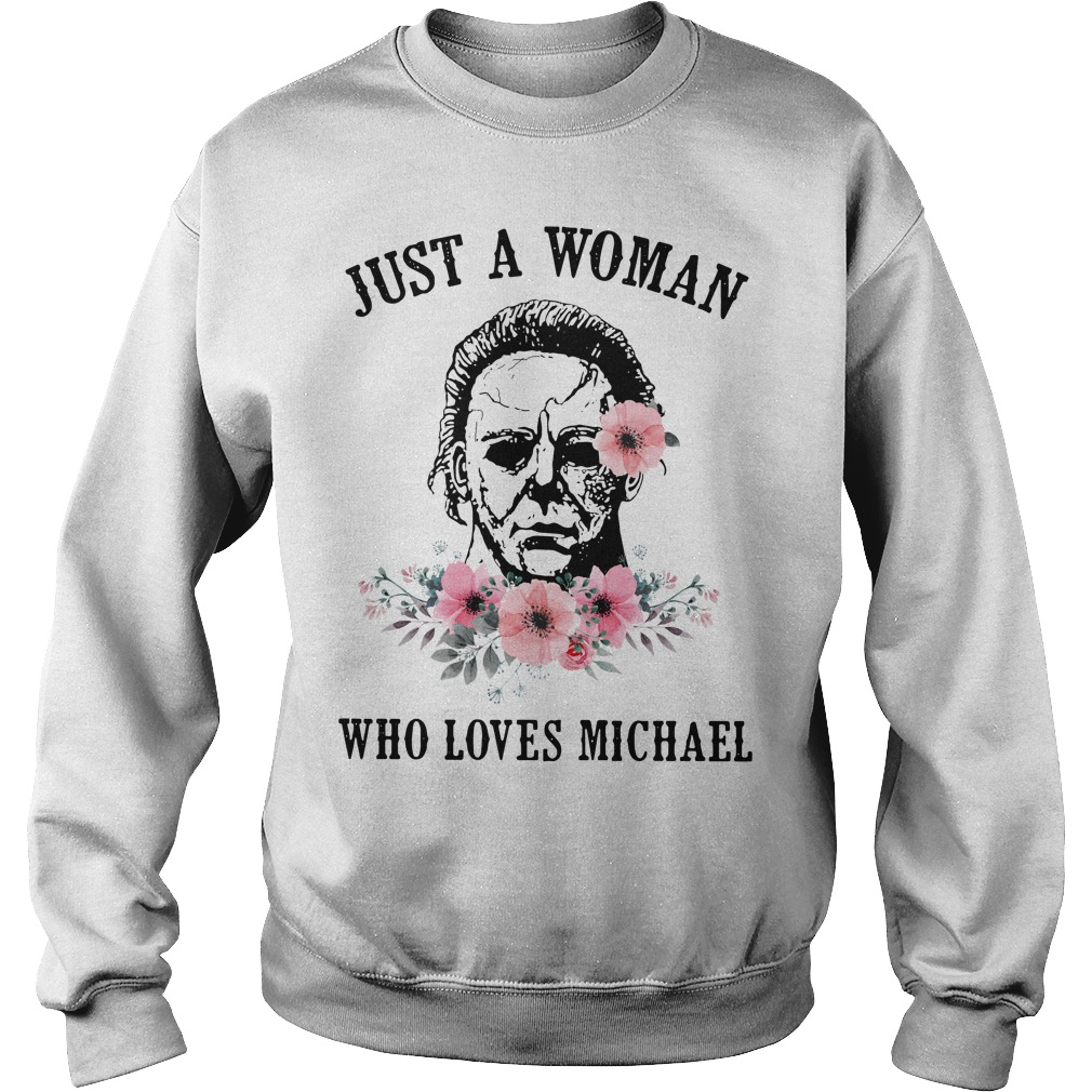 Just a woman who loves Michael Sweater
