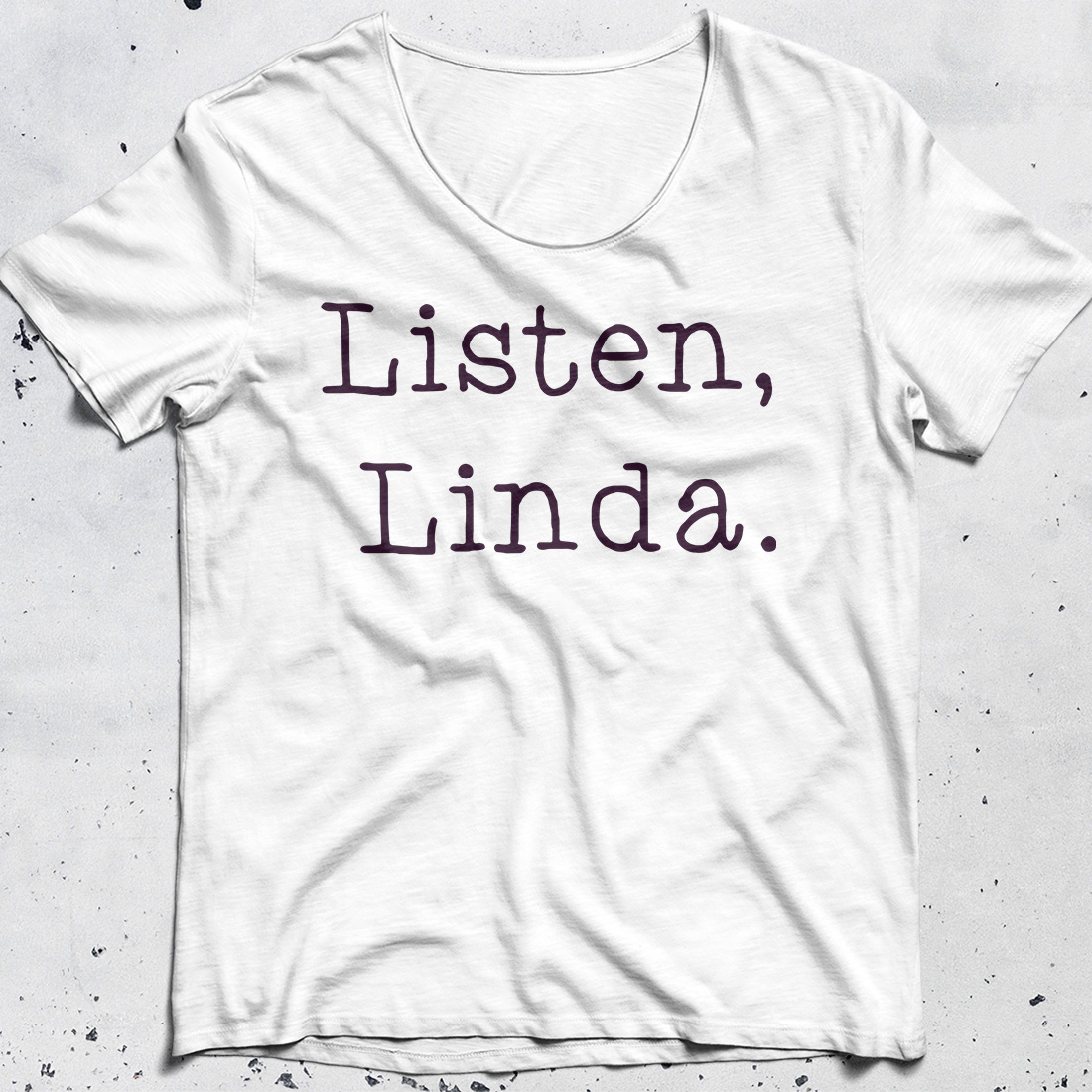 Official Listen Linda shirt