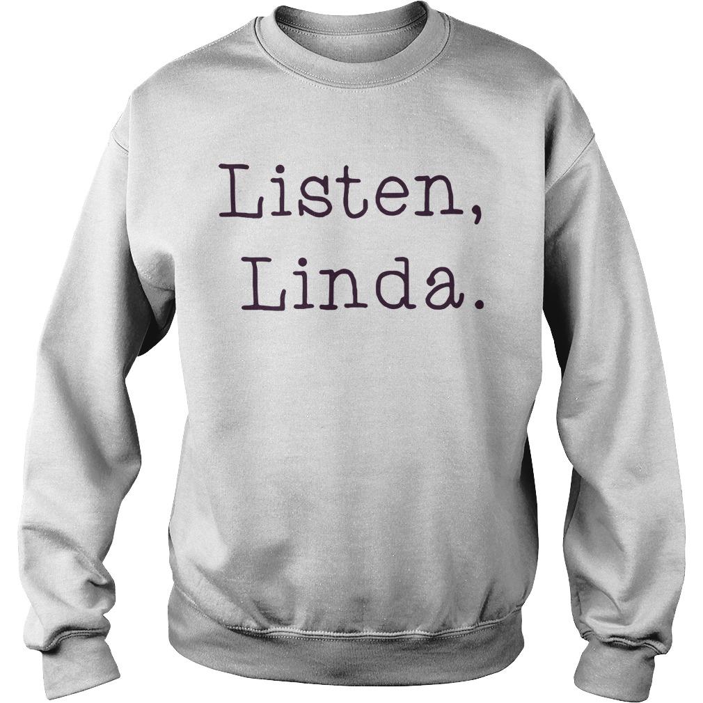 Official Listen Linda Sweater