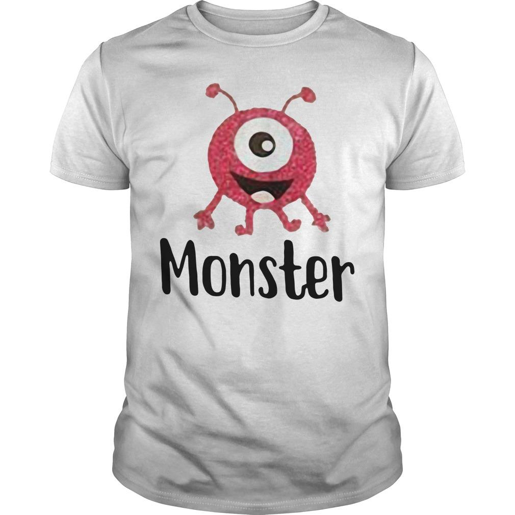 Official monter Guys shirt