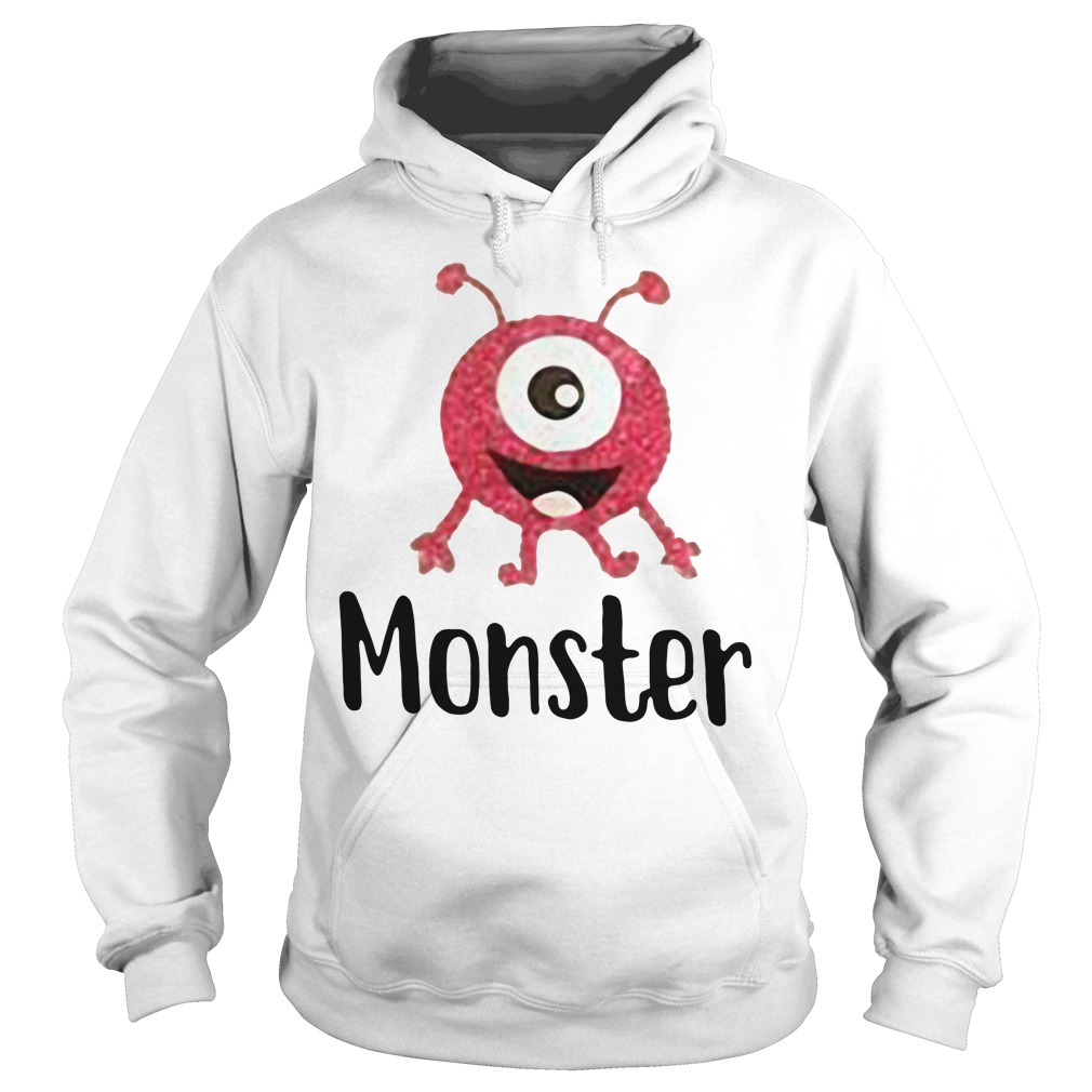 Official monter Hoodie
