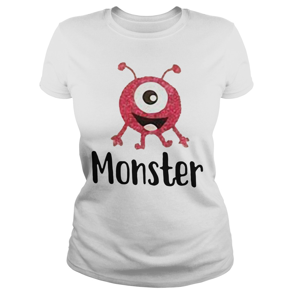 Official monter Ladies tee