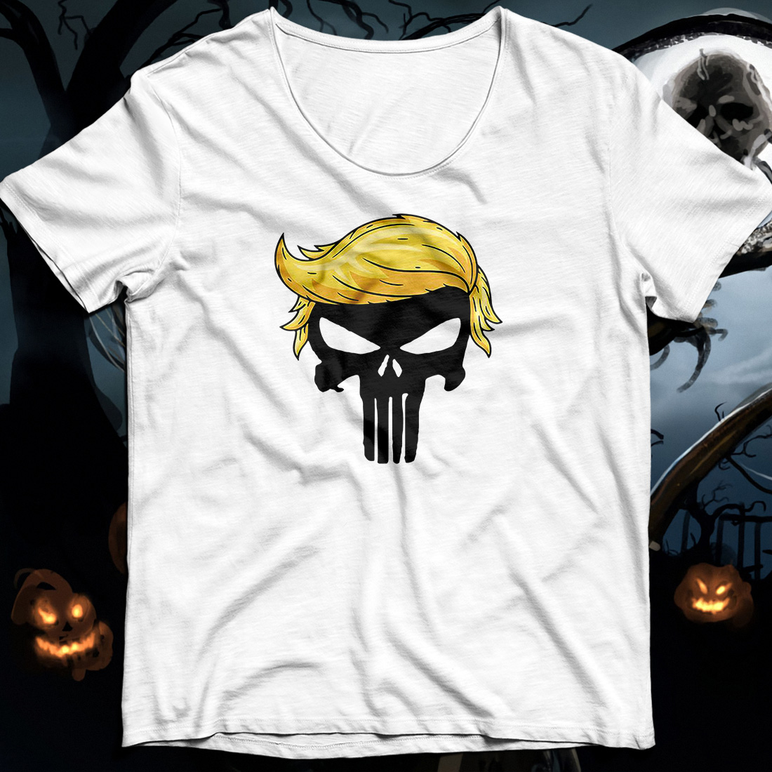 Official Punisher Trump Shirt