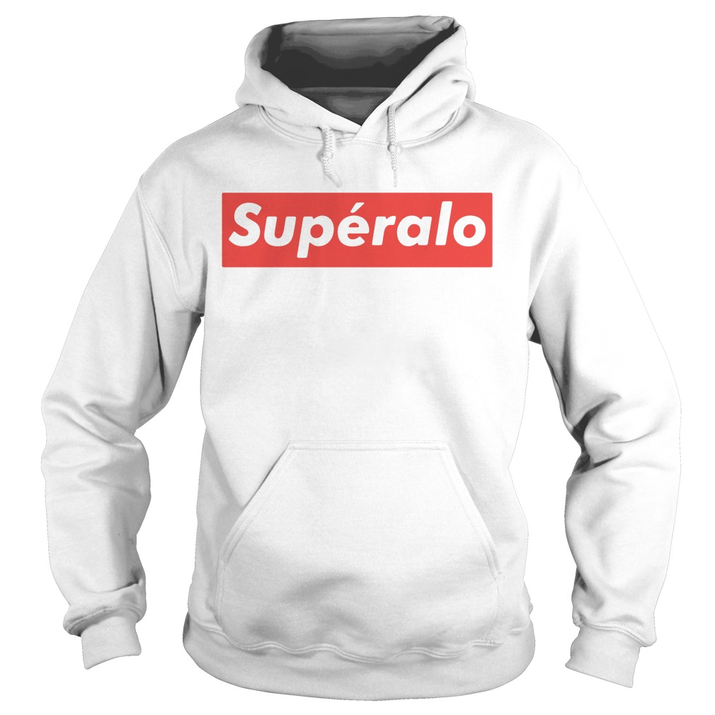 Official Superalo style Hoodie