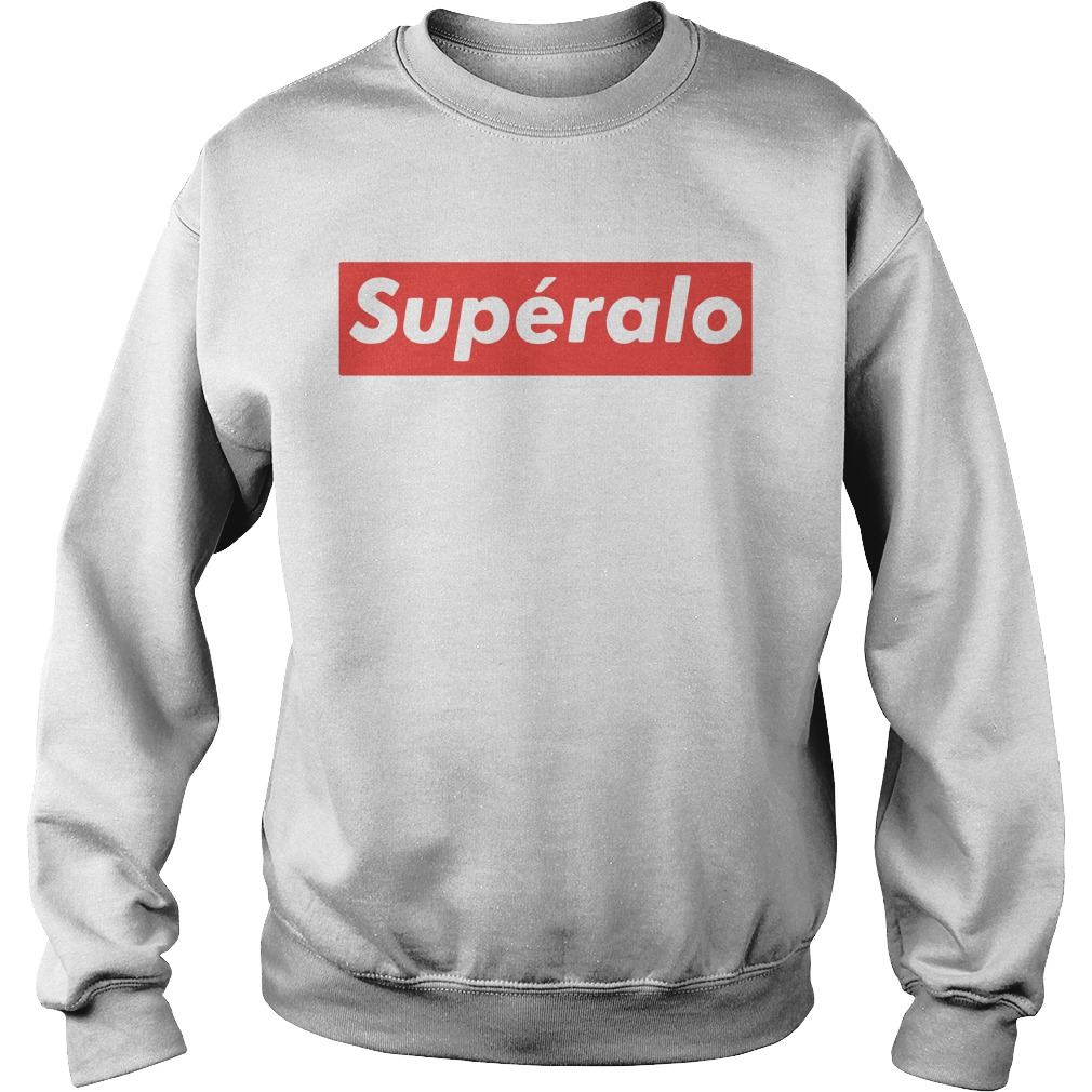 Official Superalo style Sweater
