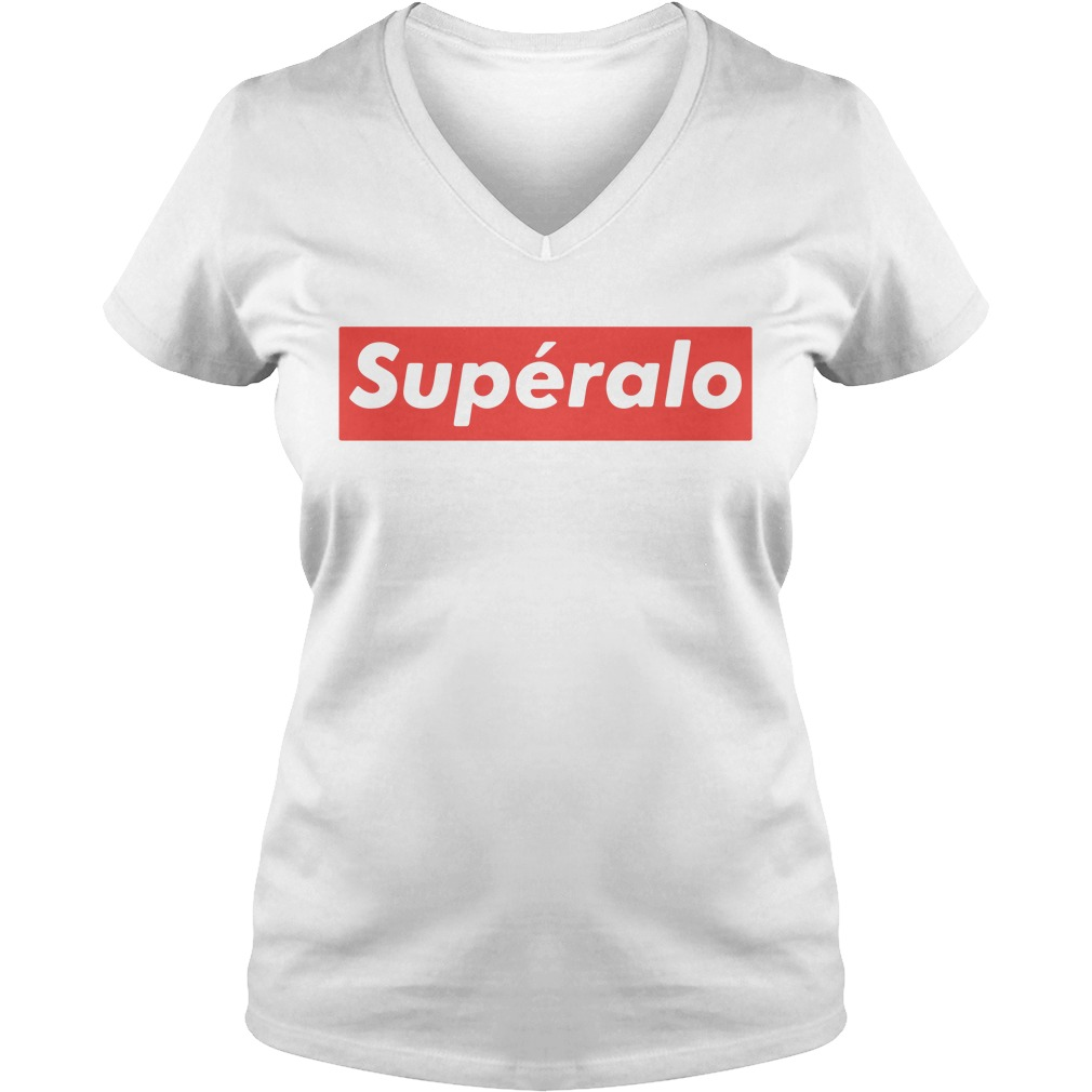 Official Superalo style Tank top