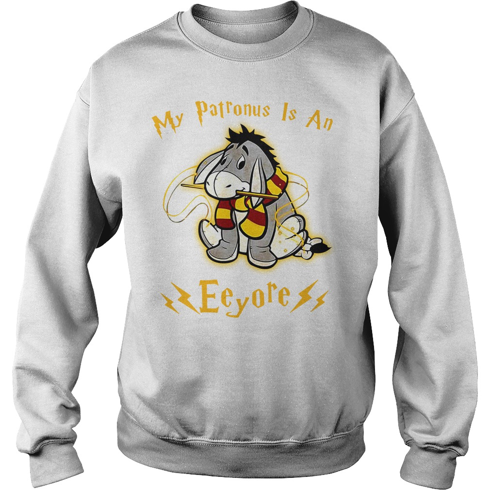 My patronus is an Eeyore Sweater