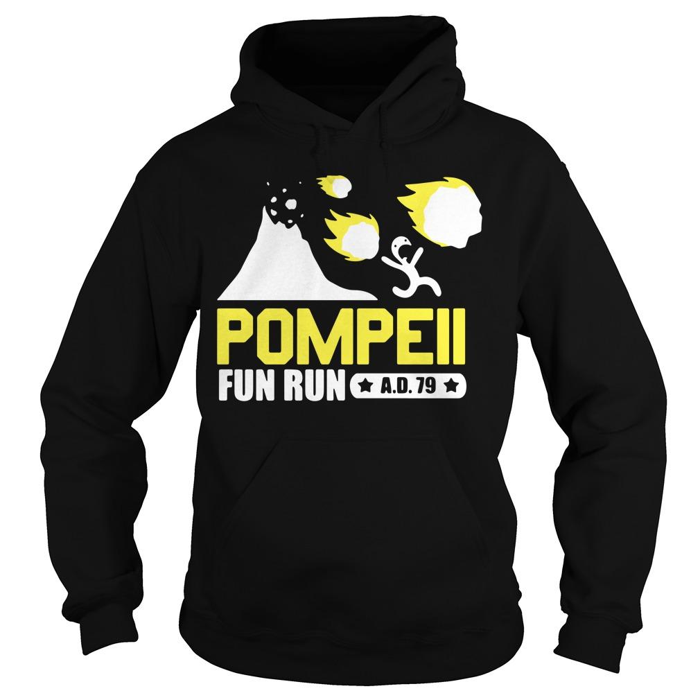 Pompeii Fun Run Hoodie