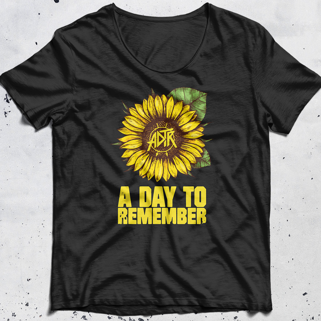 Sunflower a day to remember shirt