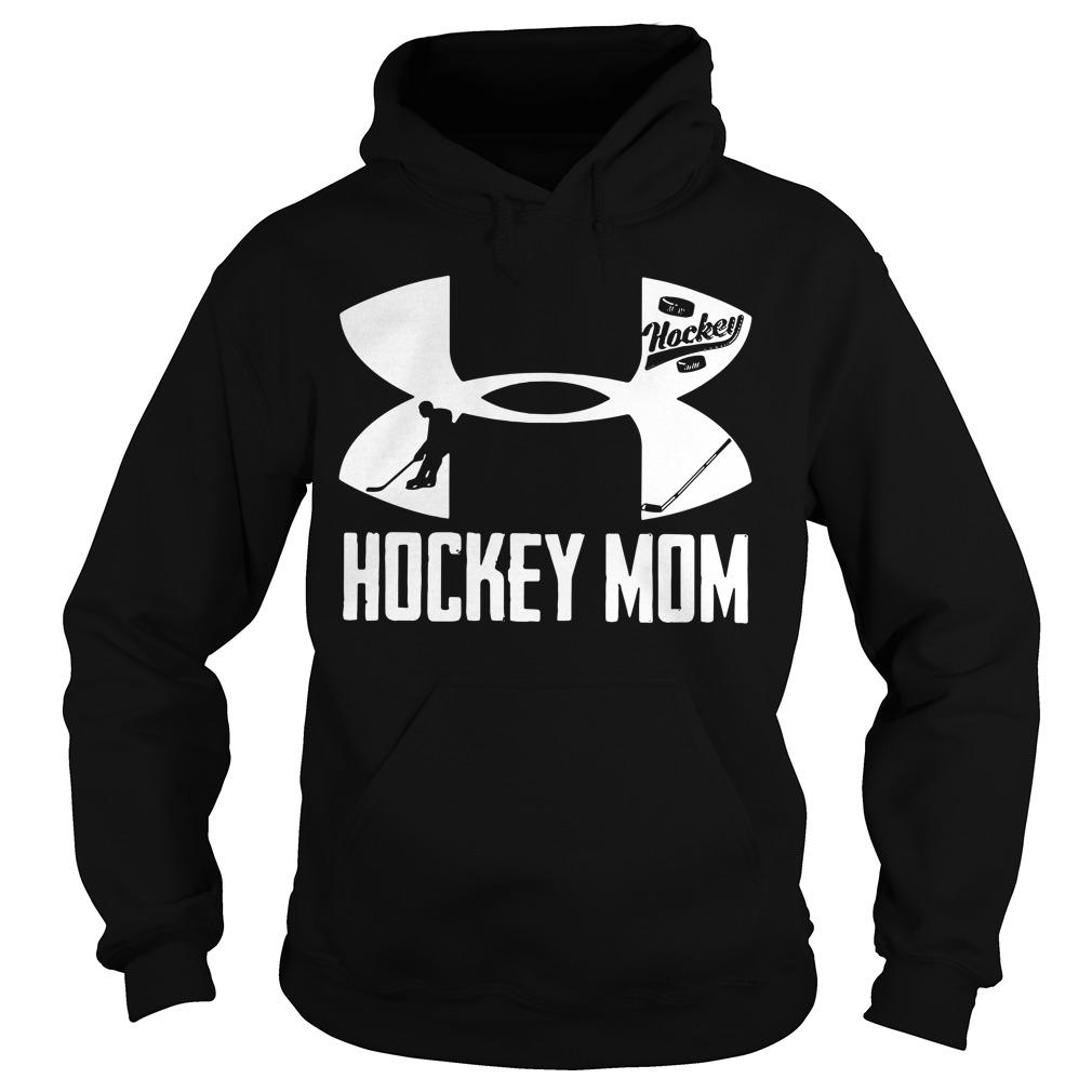 Under Armour hockey mom Hoodie
