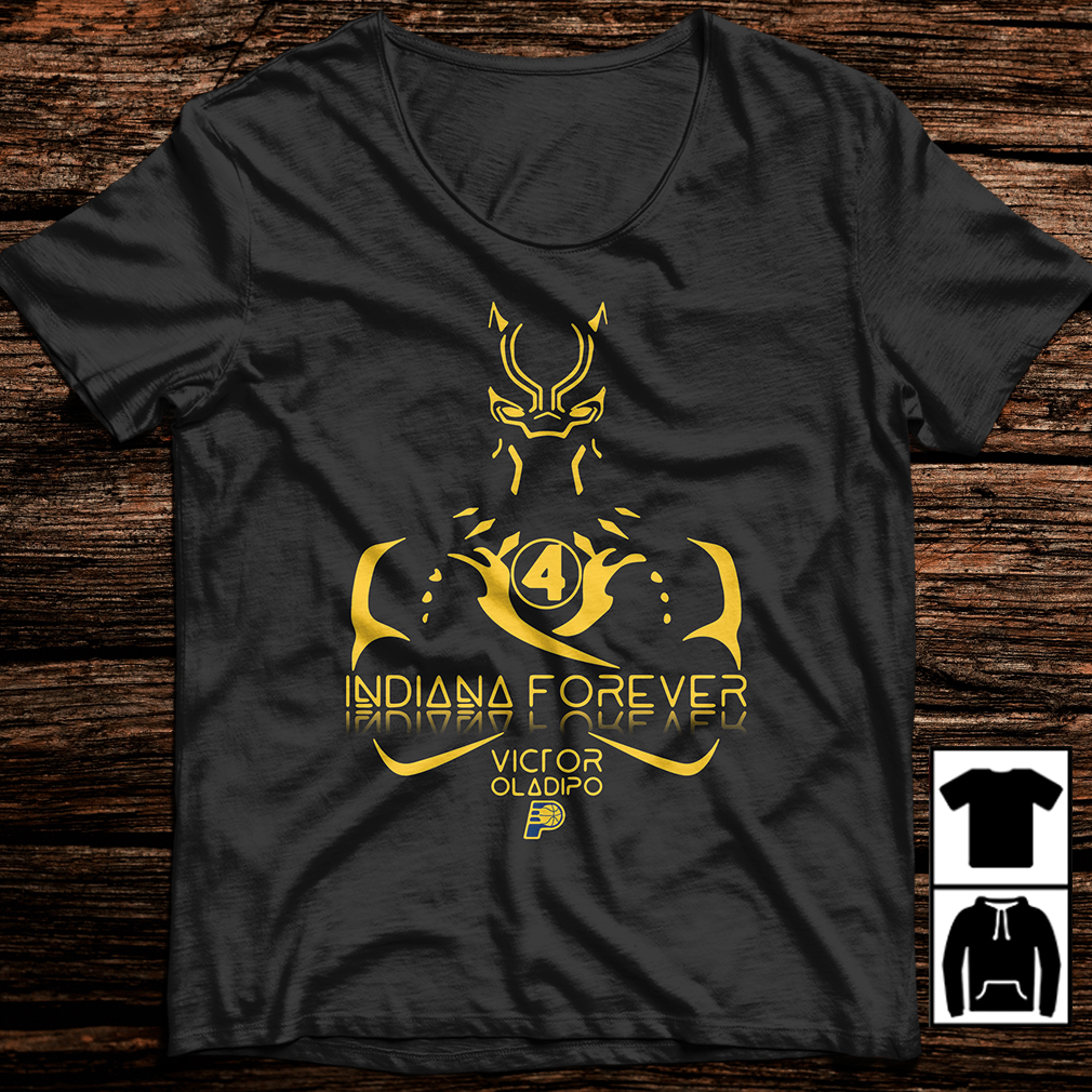 Black Panther Indiana forever Victor Oladipo shirt