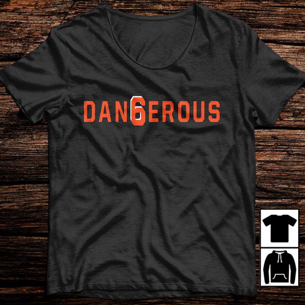 Cleveland Browns Baker Mayfield Dangerous shirt