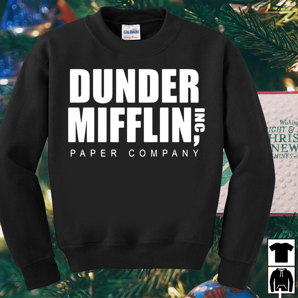 Dunder Mifflin Inc Paper Company shirt