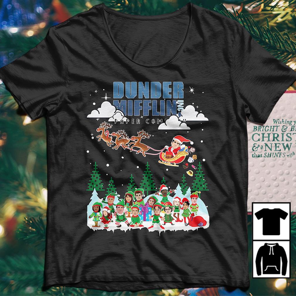 Dunder Mifflin Paper Company Christmas sweater