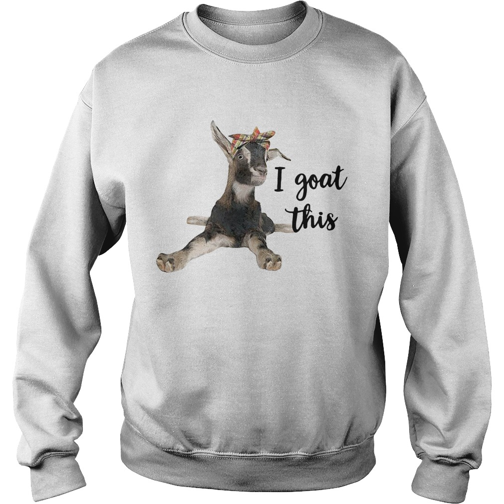 I Goat this Sweater