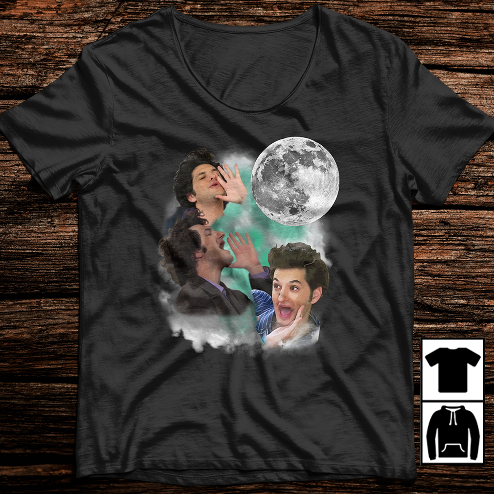 Jean Ralphio the woooorst three jean moon shirt