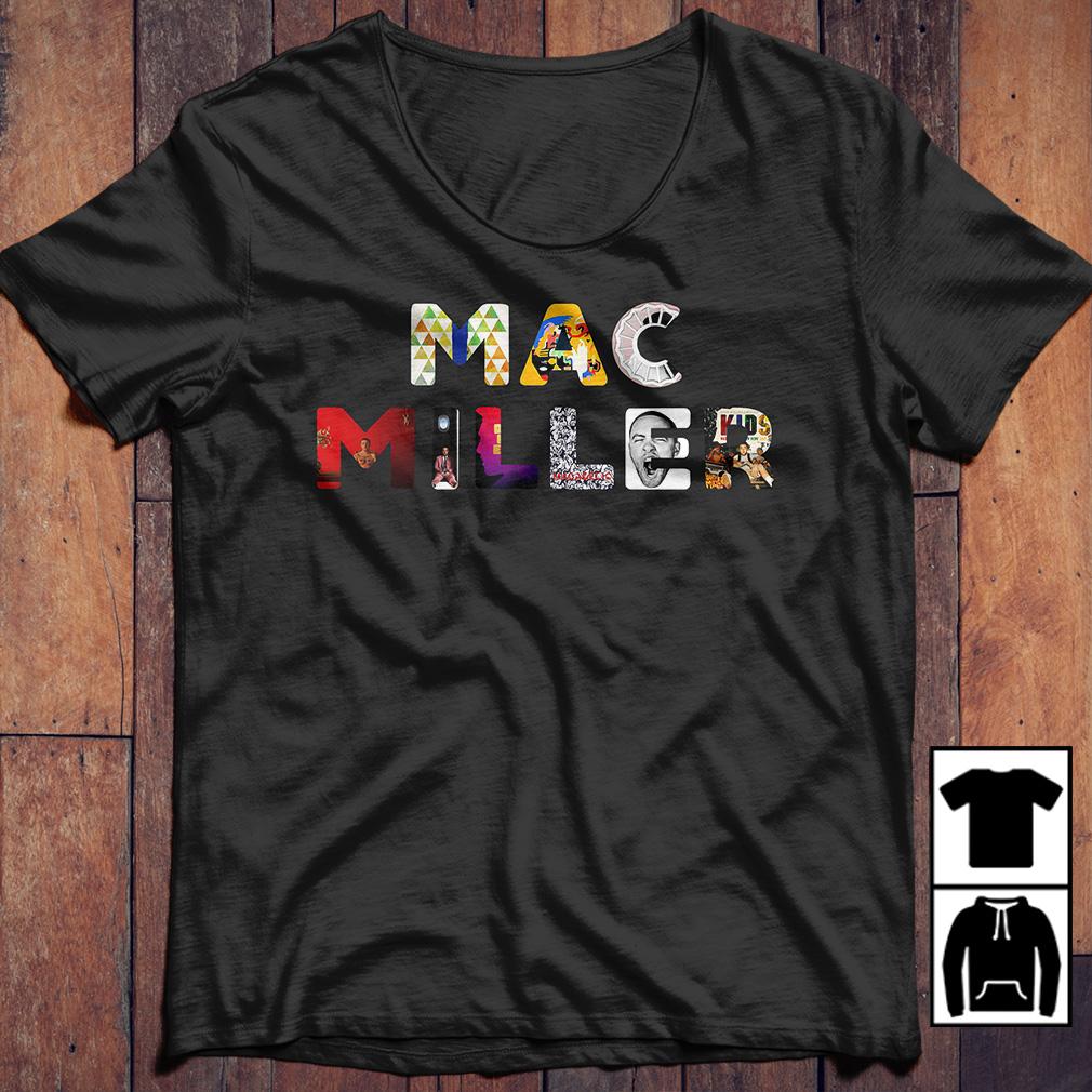 Mac Miller Keep Yours Memories Alive All Album shirt