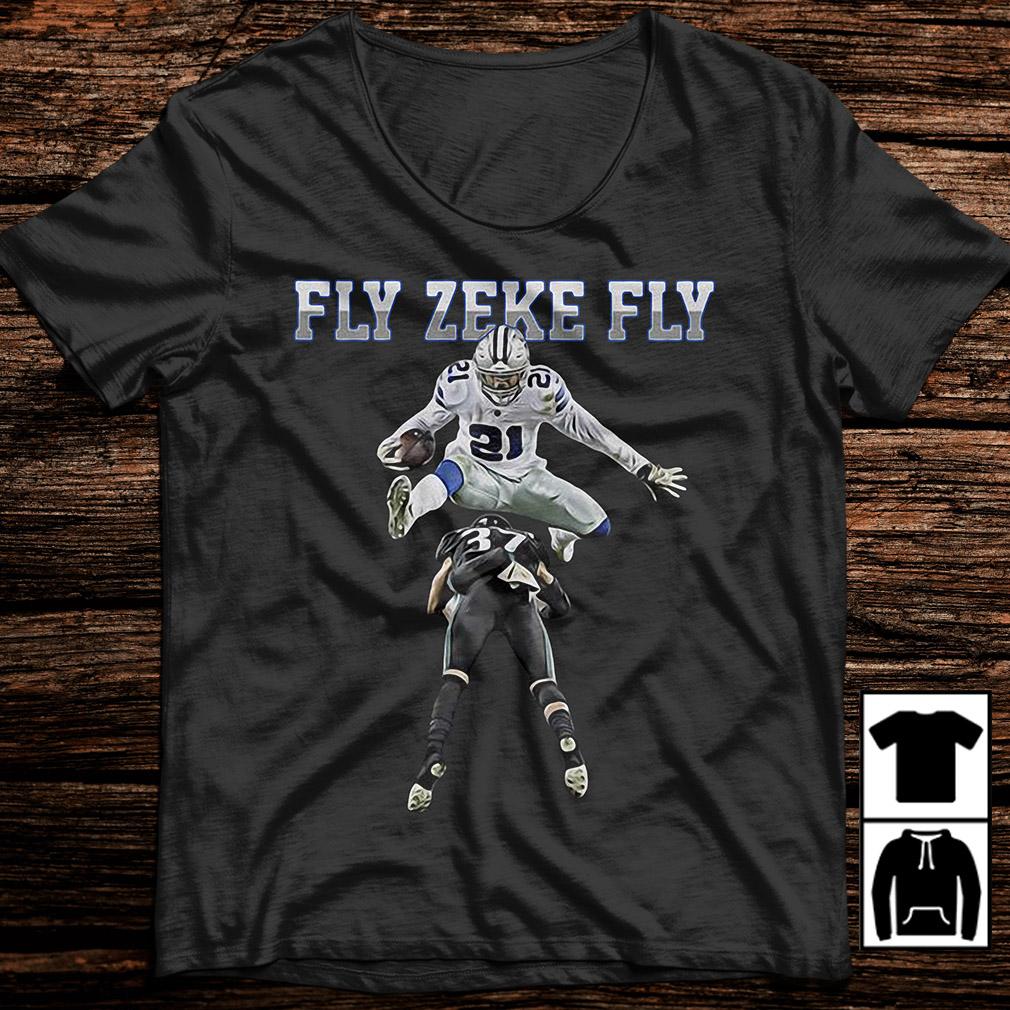 Officail Fly Zeke Fly shirt