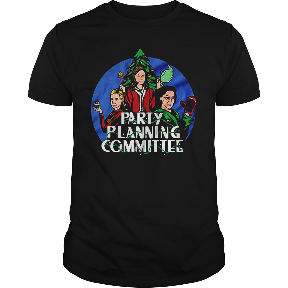 Party Planning Committee Guys shirt