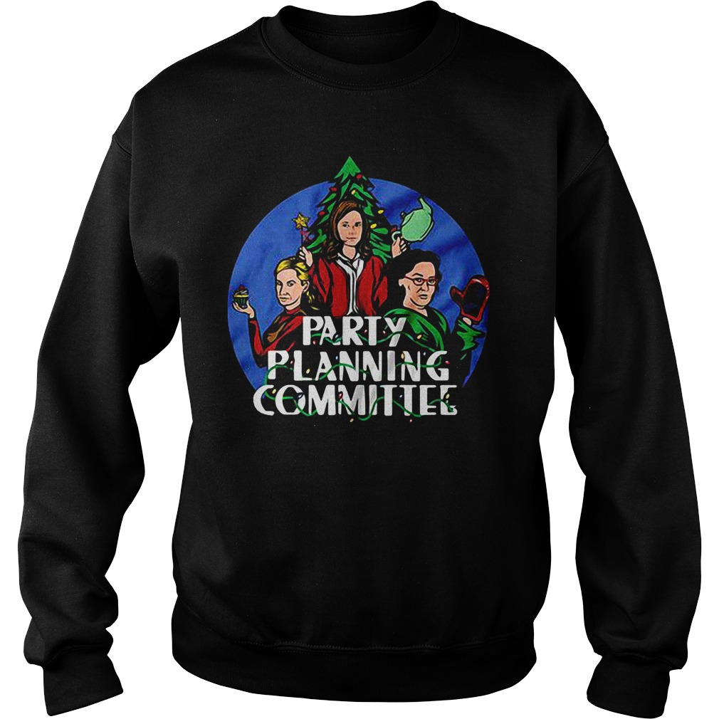 Party Planning Committee Sweater