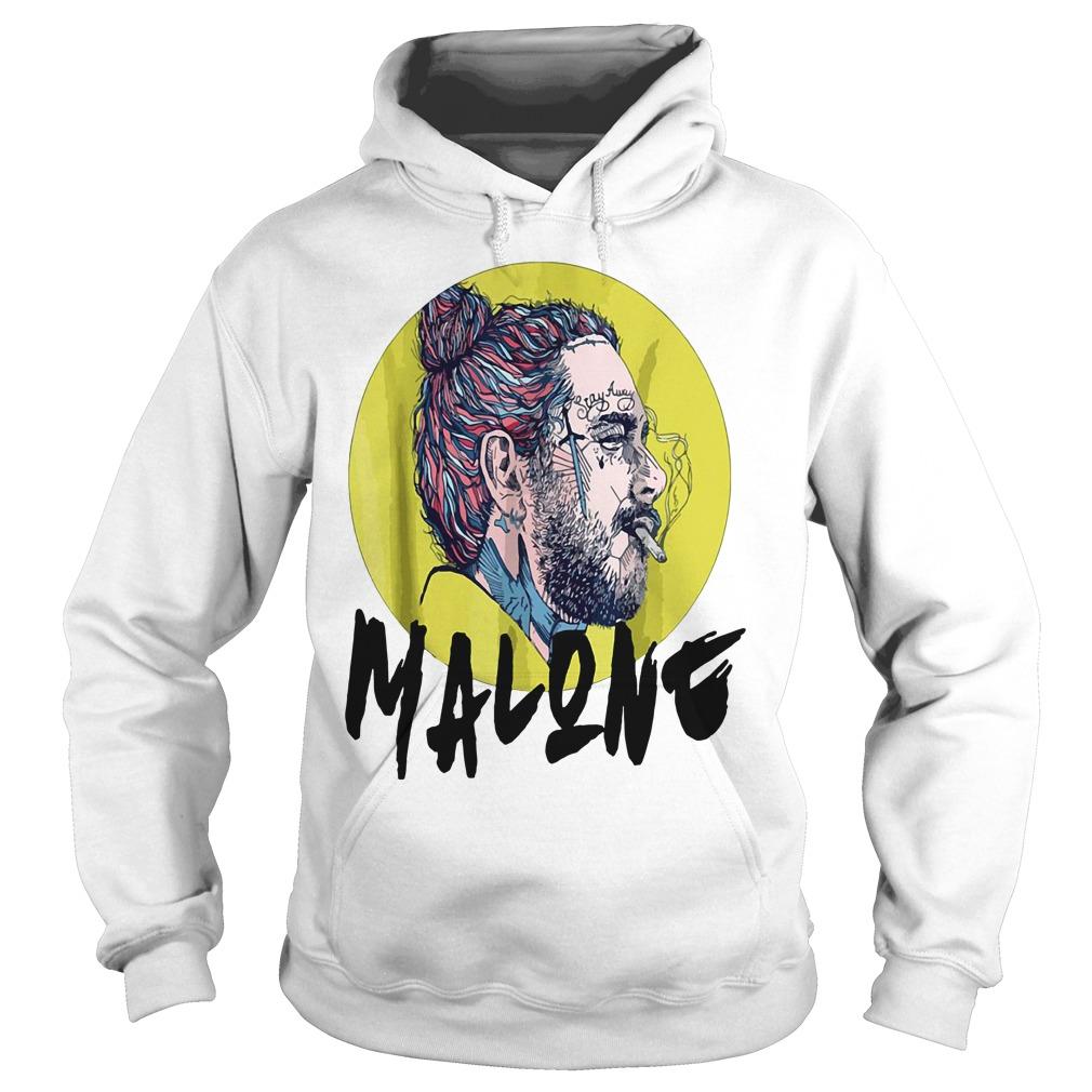 Post Malone stay away smoking Hoodie