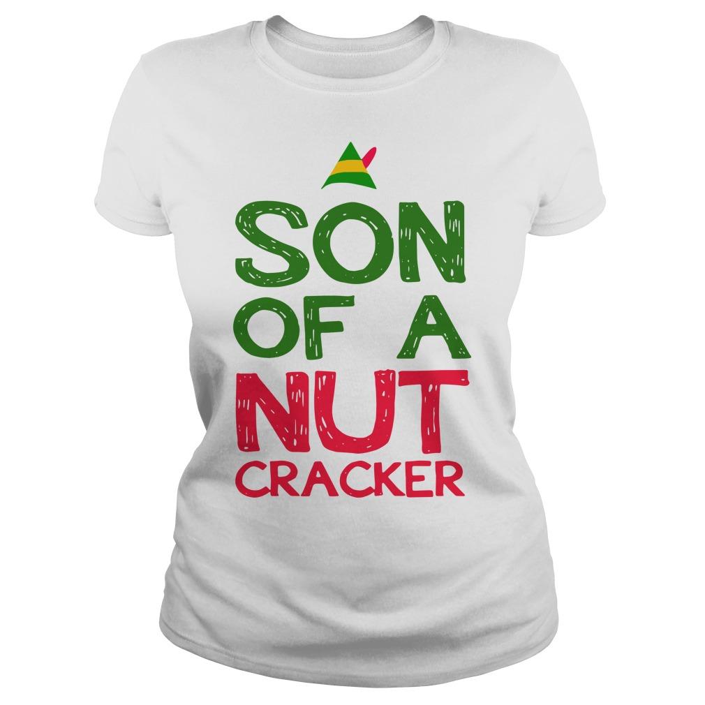 Son of a nut cracker Ladies Tee