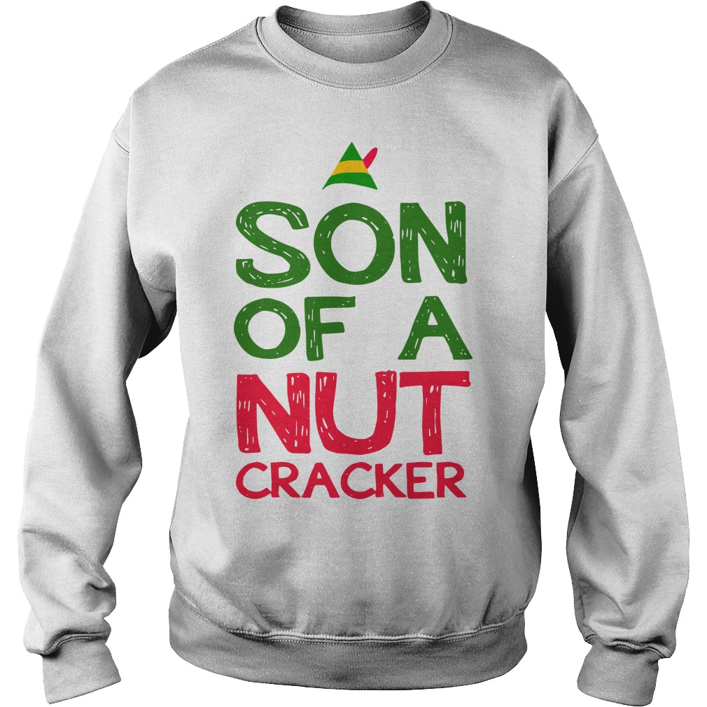 Son of a nut cracker Sweater