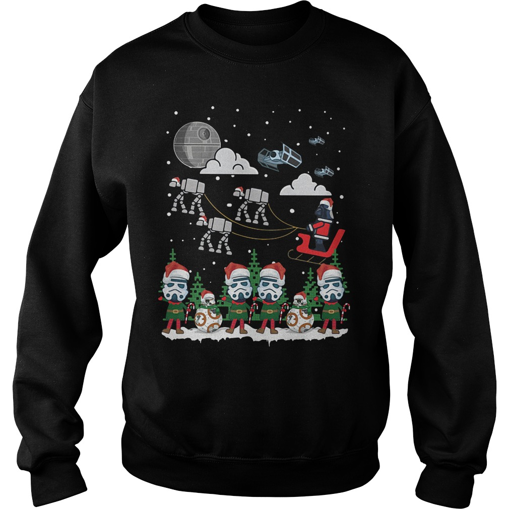 Star Wars Ugly coming Christmas Sweater