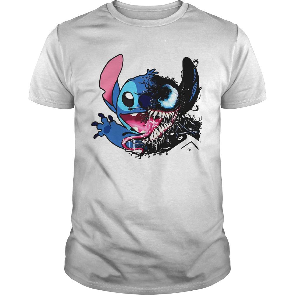 Stitch Venom We are Venom Guys Shirt