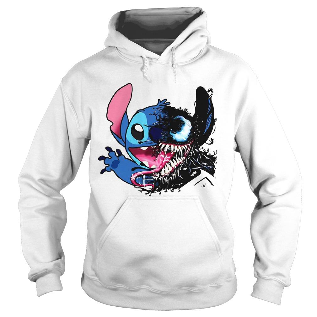 Stitch Venom We are Venom Hoodie