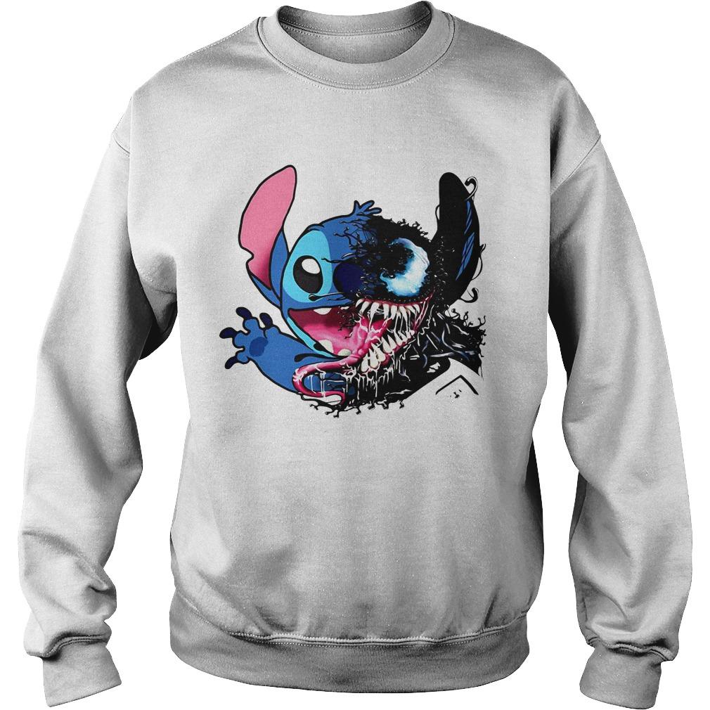 Stitch Venom We are Venom Sweater
