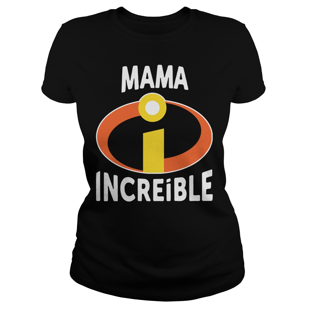 Official Mama Increible Ladies Tee