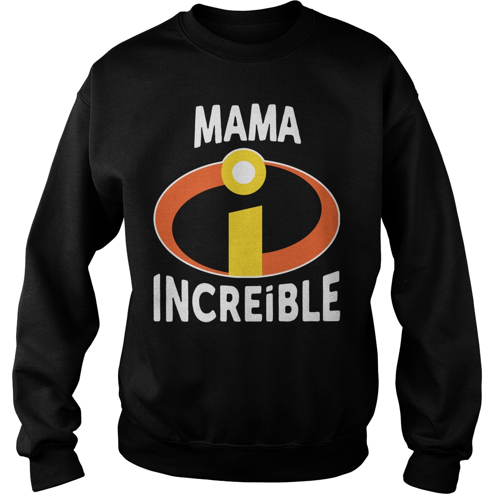 Official Mama Increible Sweater