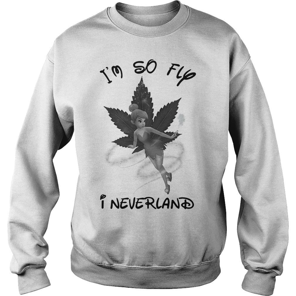 Tinker Bell I'm so fly I neverland Sweater