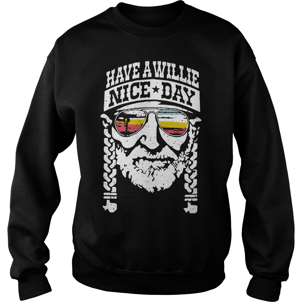 Have a willie nice day Sweater
