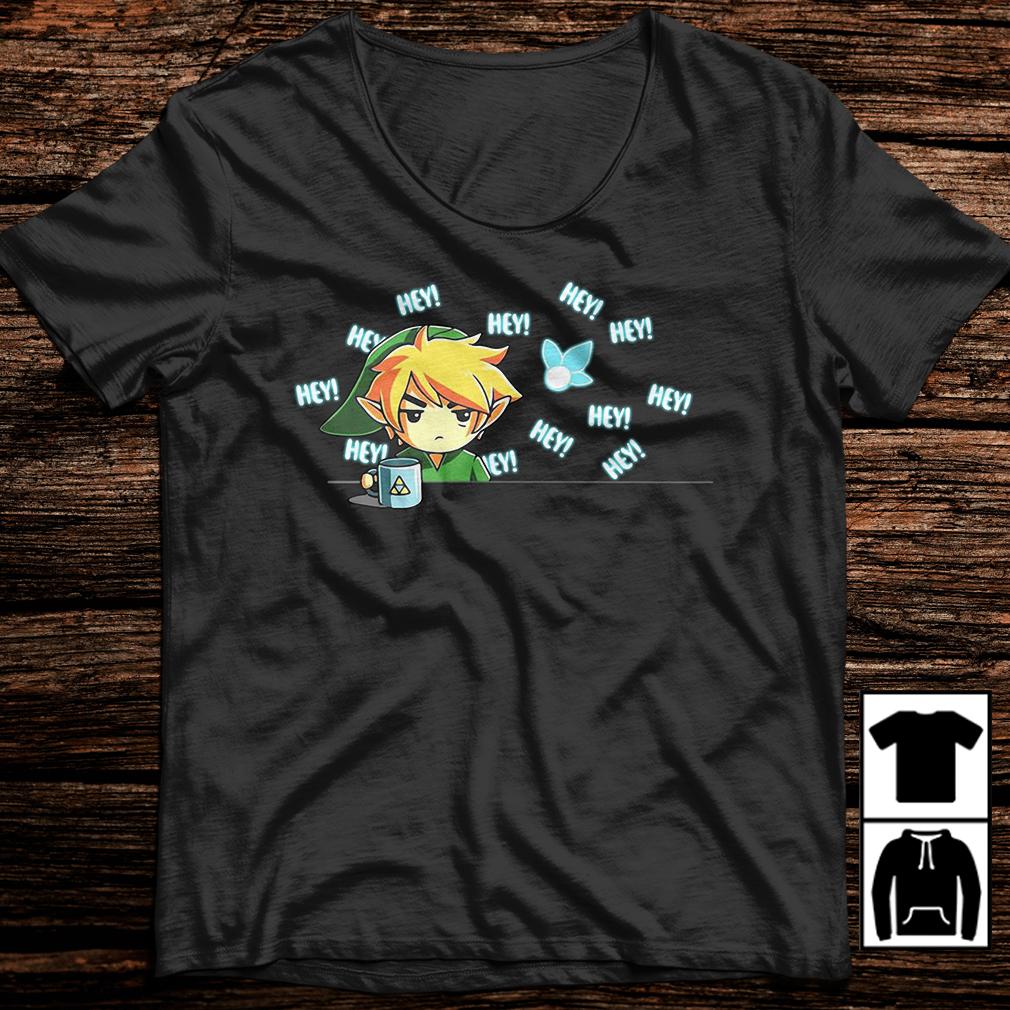 Zelda hey hey mornings shirt