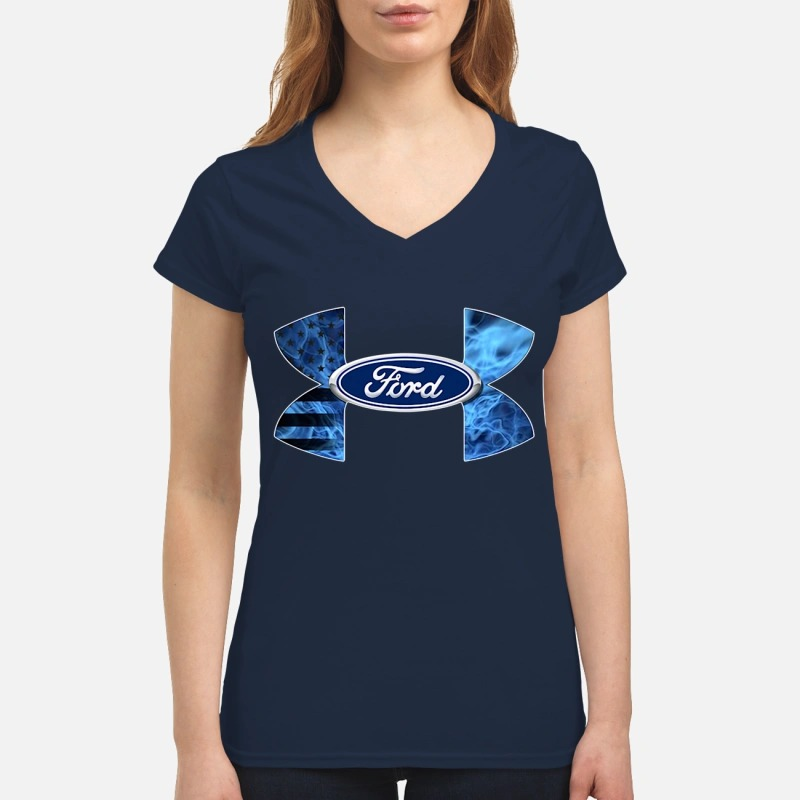 Under armour Ford V-neck T-shirt