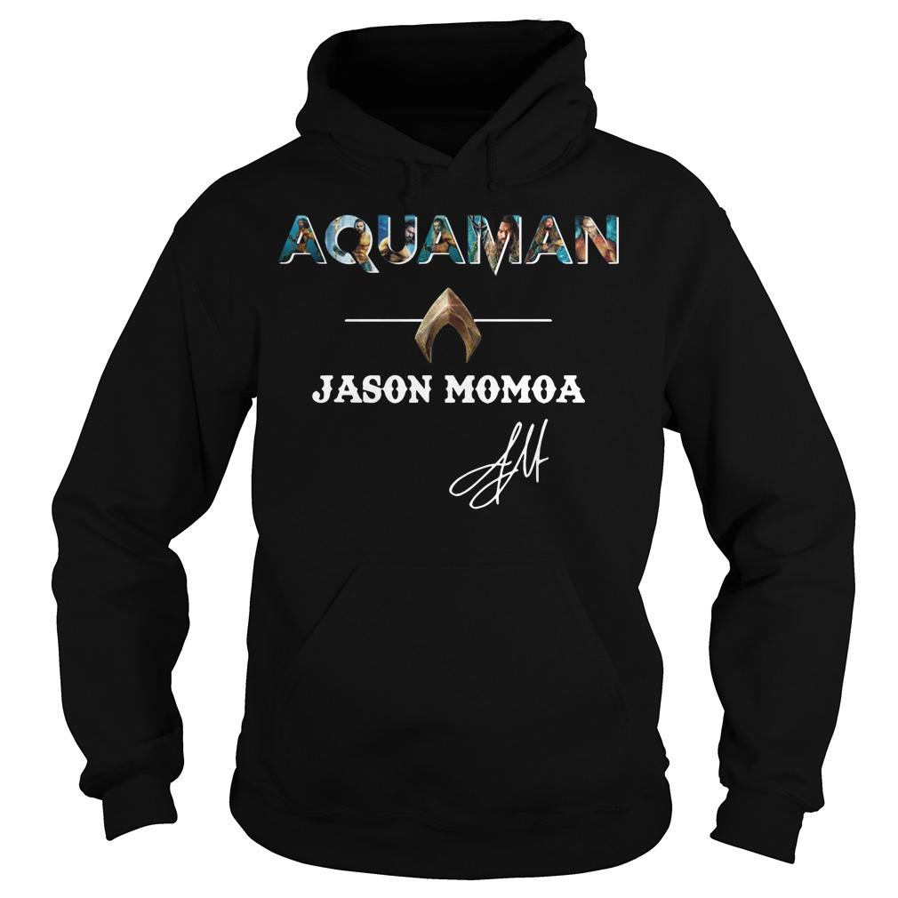 The Atlantis Aquaman Jason Momoa Hoodie